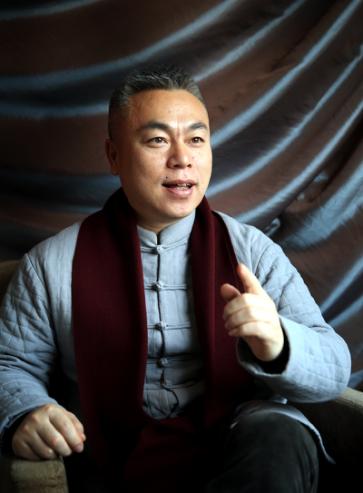 王心明:扬中华传统文化 创一带一路新篇章
